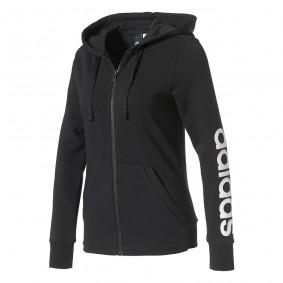 Fitnesskleding Dames - kopen - adidas Essential Linear vest dames zwart/wit