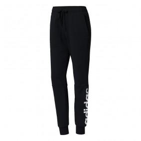 Fitnesskleding Dames - kopen - adidas Essential Linear trainingsbroek dames zwart/wit