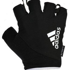 Adidas Essential Fitnesshandschoenen - Kort - Zwart/Wit kopen