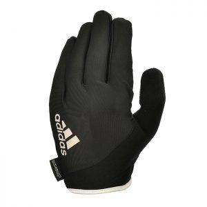 Adidas Essential Fitnesshandschoenen - Lang - Zwart/Wit kopen