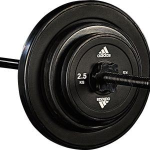 Adidas Gewichtschijf 25 mm - 10 kg kopen