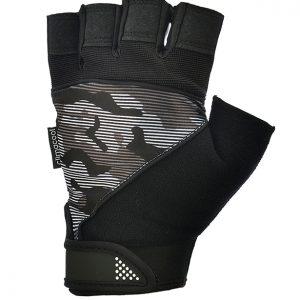 Adidas Performance Fitnesshandschoenen - Kort - Camo kopen