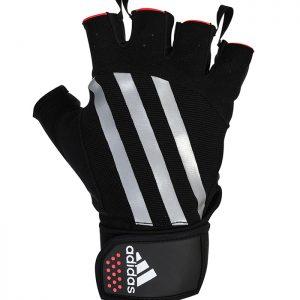 Adidas Weightlifting Handschoenen - Kort - Zilver_L kopen