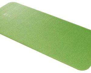 Airex Fitline 140 x 58 x 1 cm + ophangogen - Groen kopen