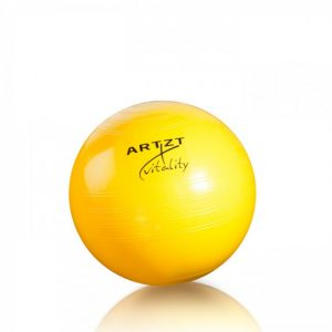 Artzt Vitality Oefenbal Pro - 45 cm - Geel kopen