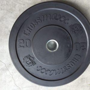 Bumper Plate - 20 kg kopen