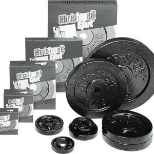 Christopeit Gewichtschijf 1 X 20 Kg kopen