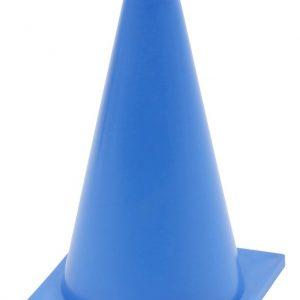 Flexibele Kegel - Rubber - 23 cm blauw kopen