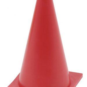 Flexibele Kegel - Rubber - 23 cm rood kopen