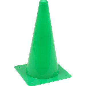 Hoedvormige Kegel - 30 cm - Groen kopen