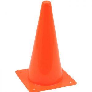 Hoedvormige Kegel - 30 cm - Oranje kopen