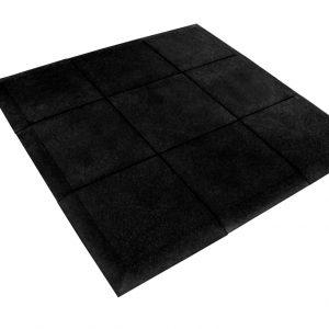 Jordan Active 30 mm Vloer - Hoek - Zwart kopen