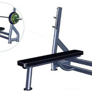 Olympische press bench kopen