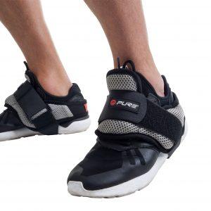 Pure2Improve Schoen Gewichten - 2 x 680gr - Zwart/Grijs kopen